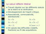 le calcul r fl chi litt ral1