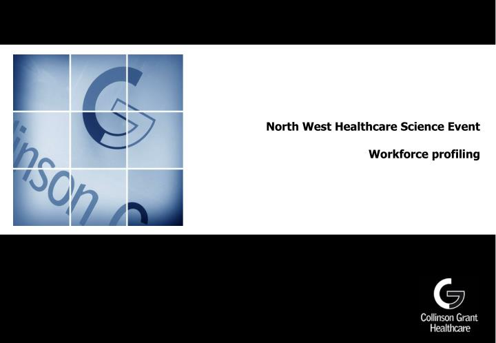North West Healthcare Science Event