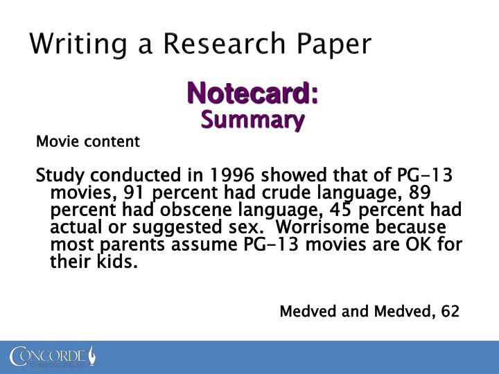 writing research papers powerpoint How to write a great research paper simon peyton jones microsoft research, cambridge why bother good papers and microsoft powerpoint - writing a paperppt.