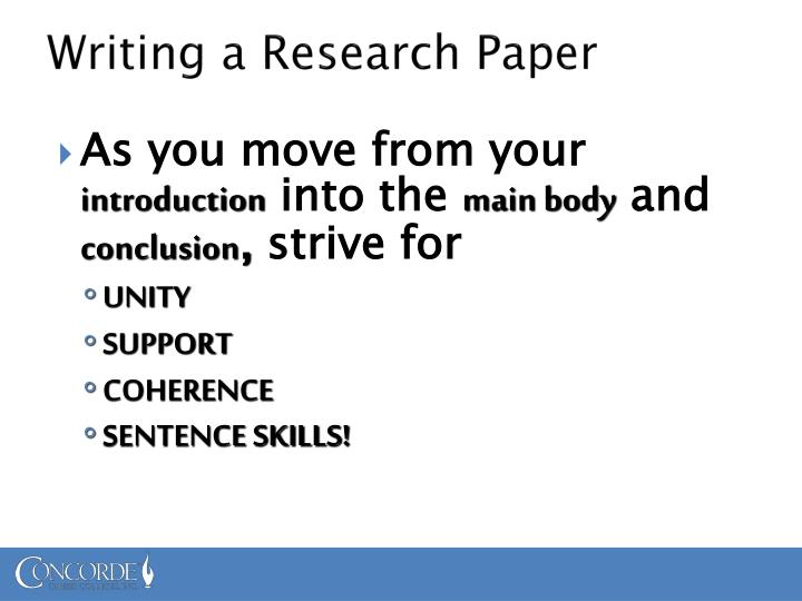 writing a research paper powerpoint presentation Writing an mla research paper powerpoint presentation, social studies homework help online, creative writing university sweden.