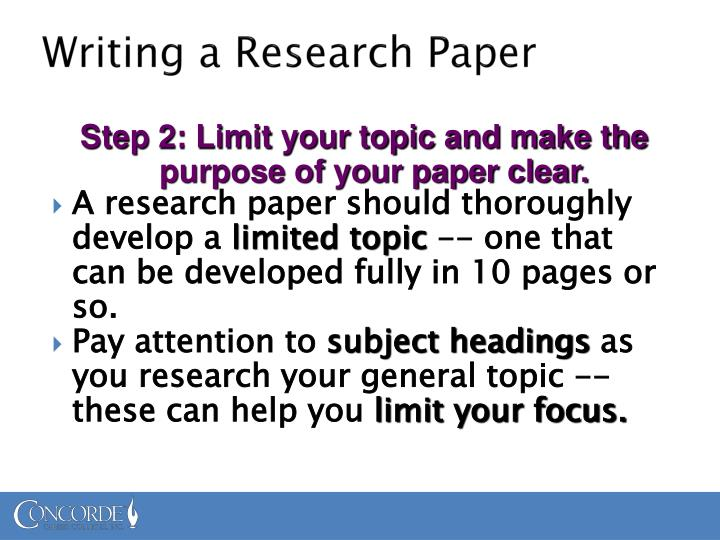 purpose in writing a research paper Time4writing online course in research paper writing teaches fundamental skills for high school and college prep students.