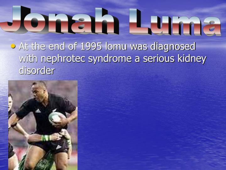 Jonah Luma
