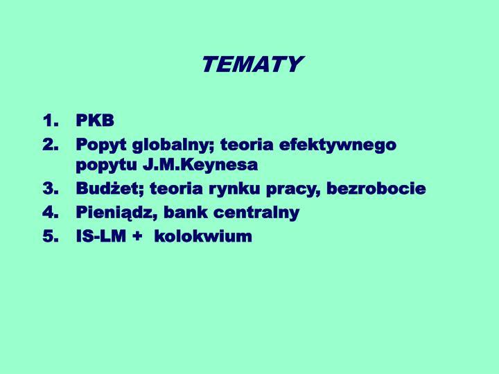 TEMATY