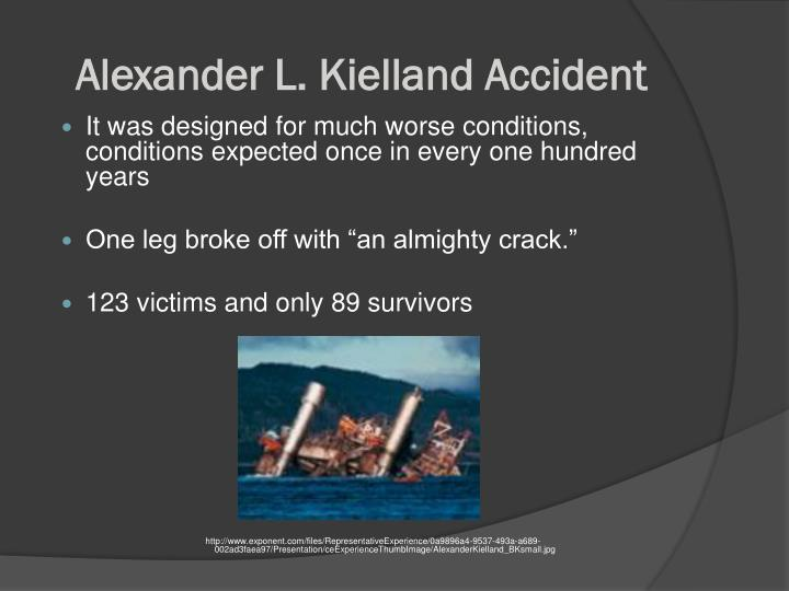 Alexander l kielland accident