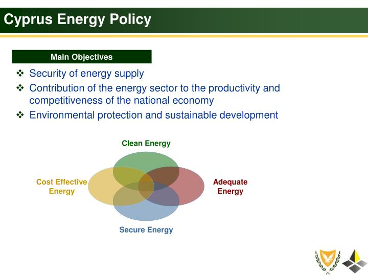 Cyprus Energy Policy
