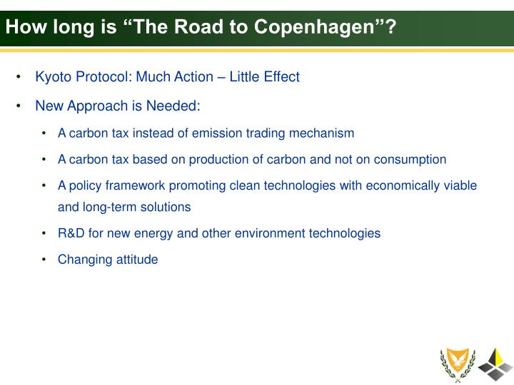 "How long is ""The Road to Copenhagen""?"