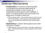 defense mechanisms2