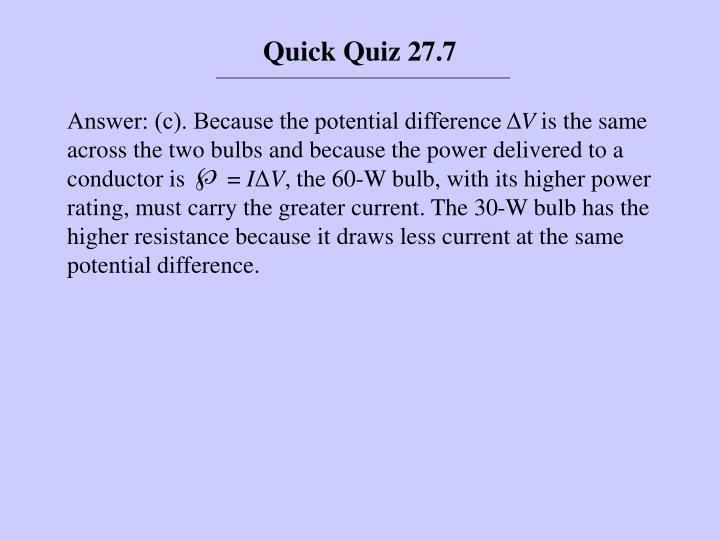 Quick Quiz 27.7