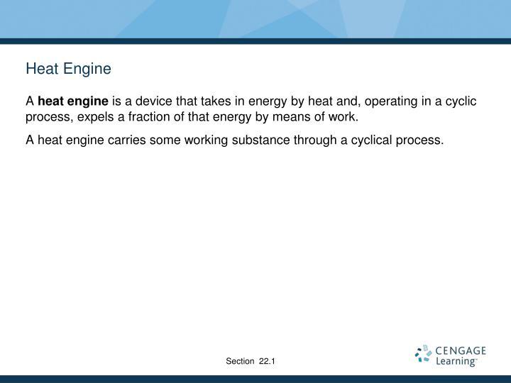 Heat Engine