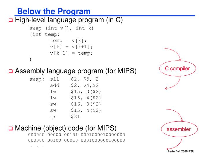 C compiler