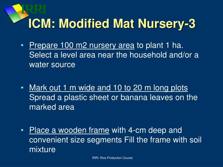 ICM: Modified Mat Nursery-3