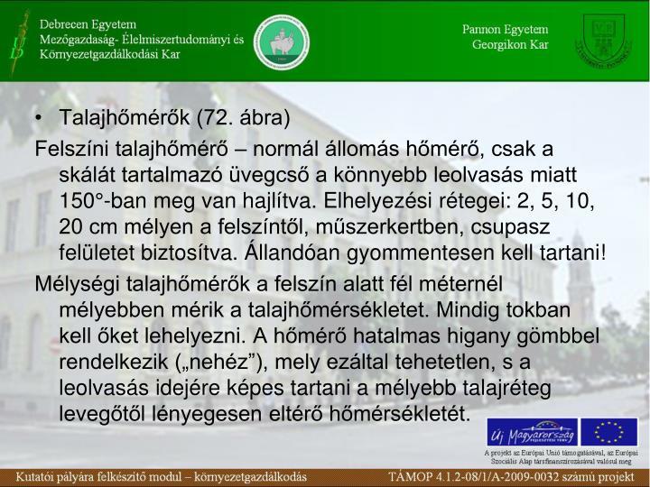 Talajhmrk (72. bra)