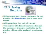 21 3 buying electricity