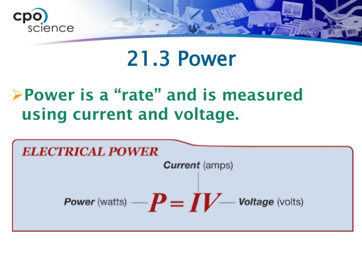 21.3 Power