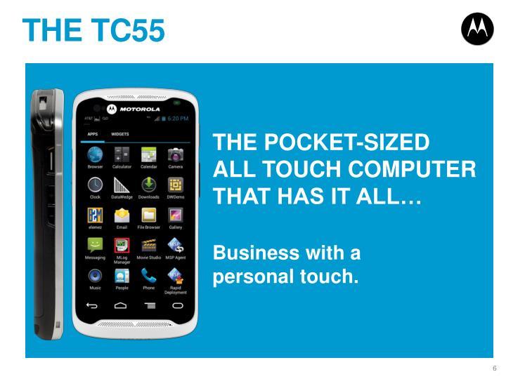 THE TC55