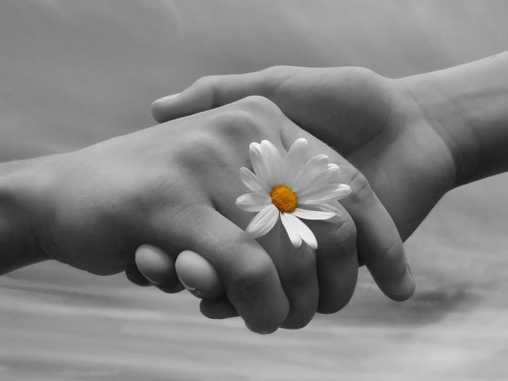 Baráti kéz