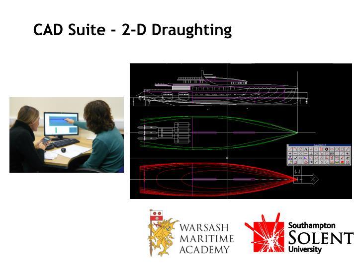 CAD Suite - 2-D