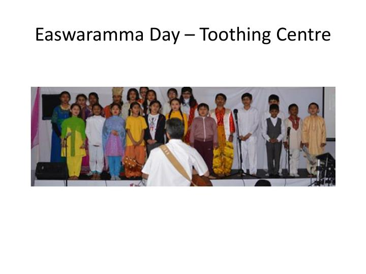 Easwaramma