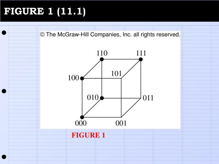 FIGURE 1 (11.1)