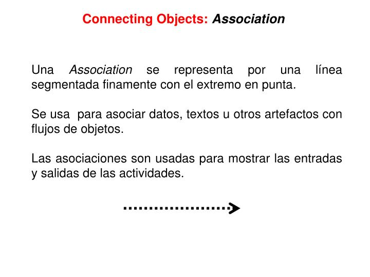 Connecting Objects: