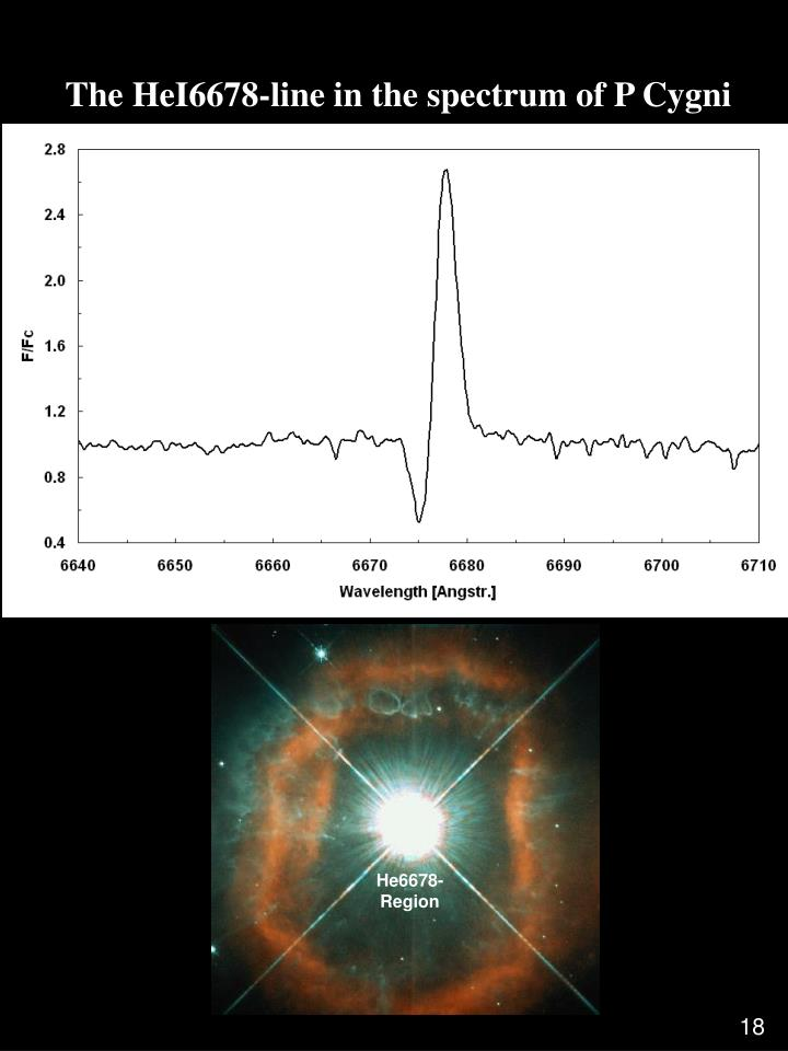 The HeI6678-line in the spectrum of P Cygni