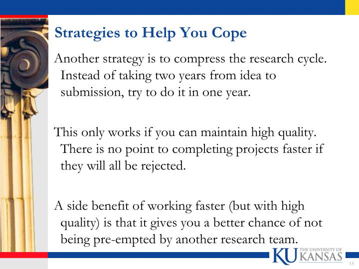 Strategies to Help You Cope
