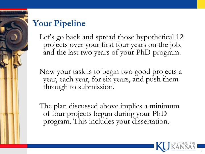 Your Pipeline
