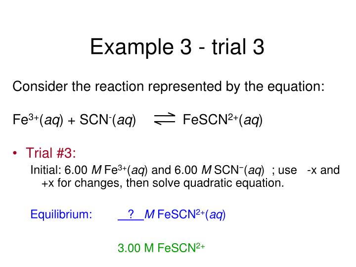 Example 3 - trial 3