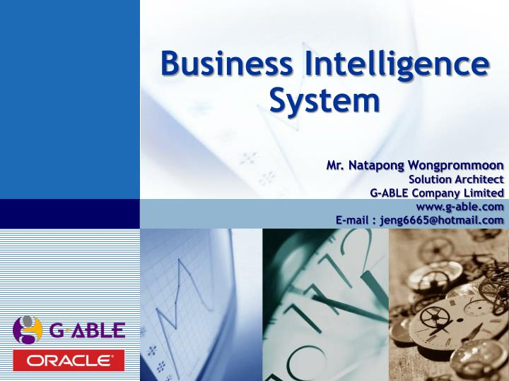 business intelligence term paper