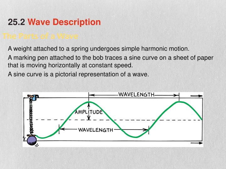 The Parts of a Wave