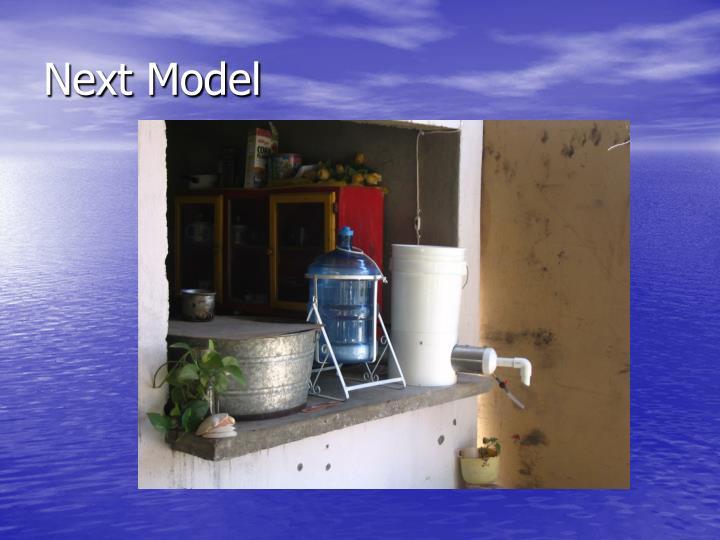 Next Model