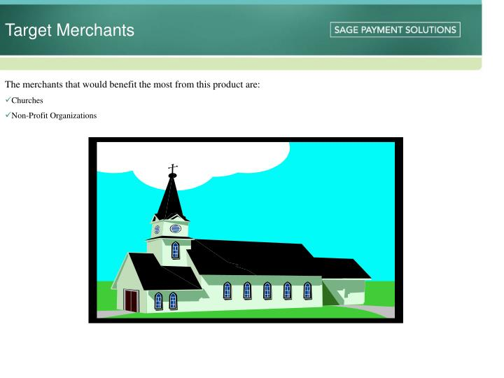 Target Merchants