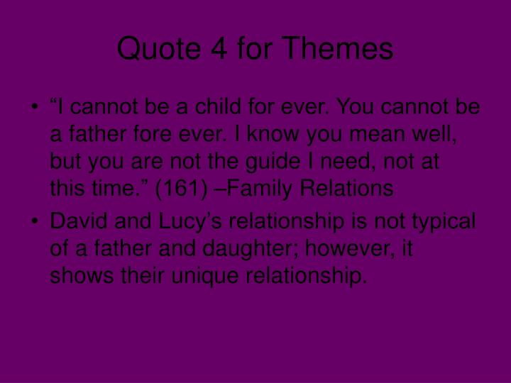 Quote 4 for Themes