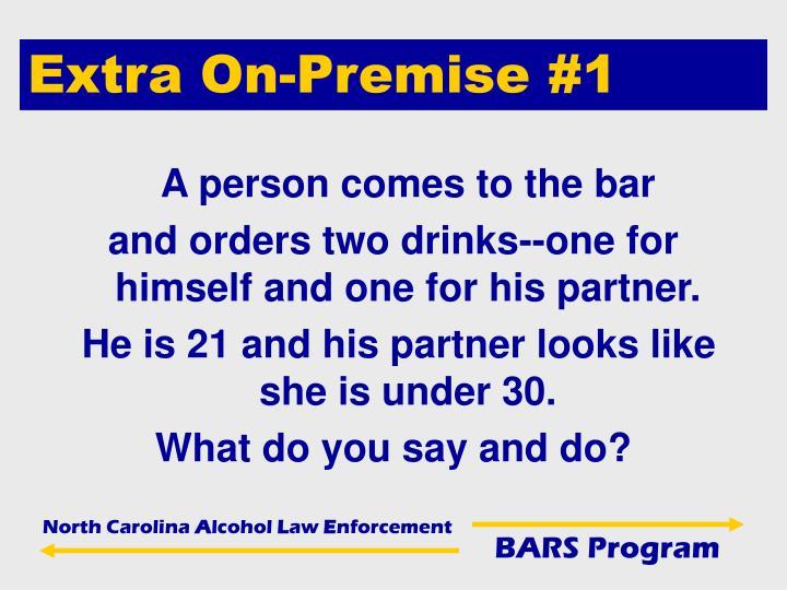 Extra On-Premise #1