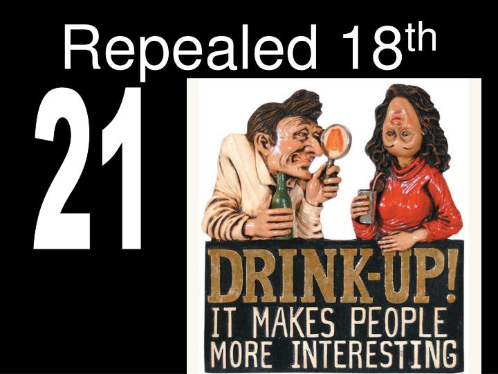Repealed 18