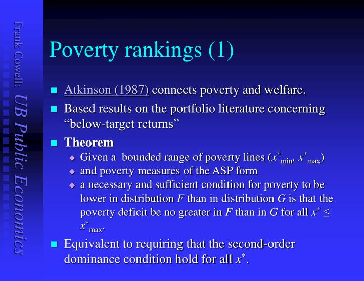Poverty rankings (1)
