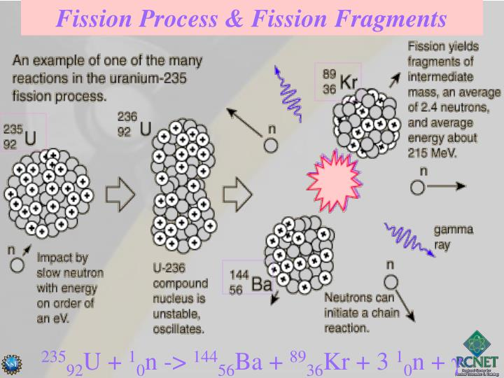 Fission Process & Fission Fragments