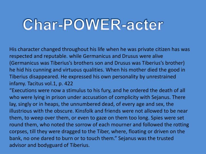 Char-POWER-