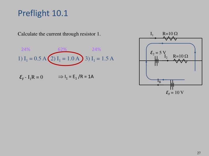 Preflight 10.1