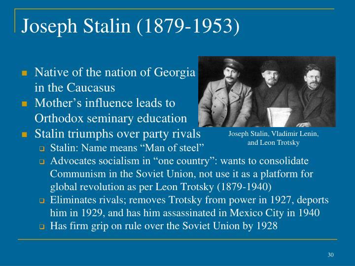 Joseph Stalin (1879-1953)