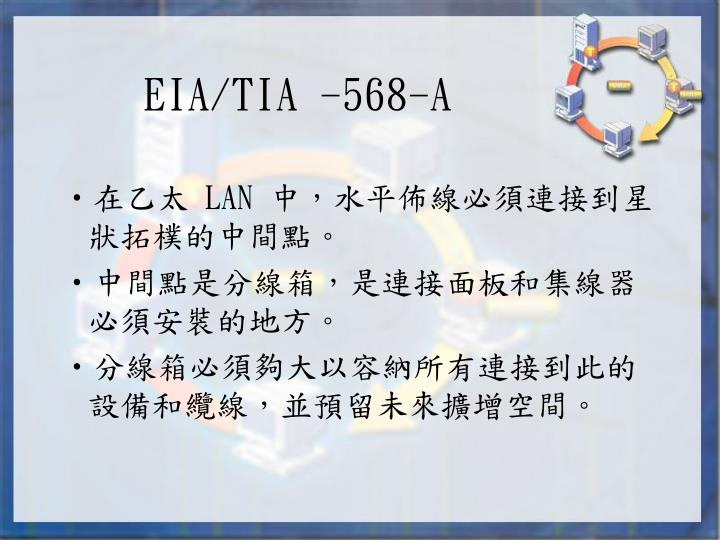 EIA/TIA -568-A