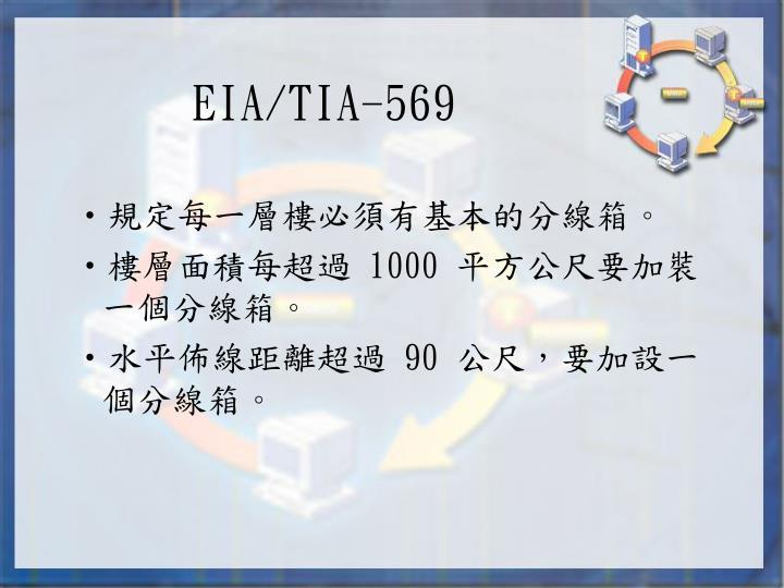 EIA/TIA-569