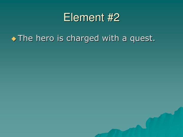 Element #2