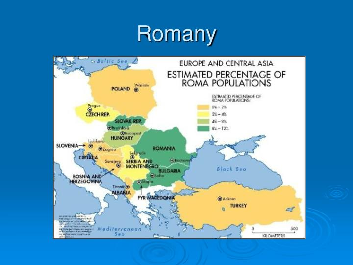 Romany