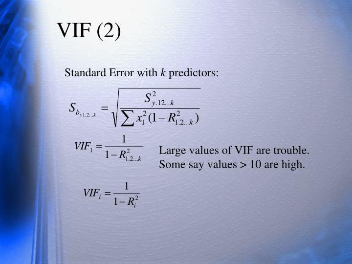 VIF (2)