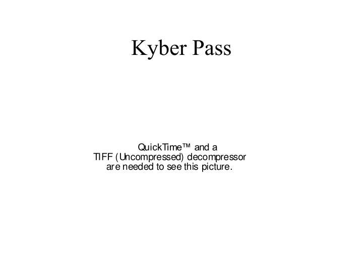 Kyber Pass