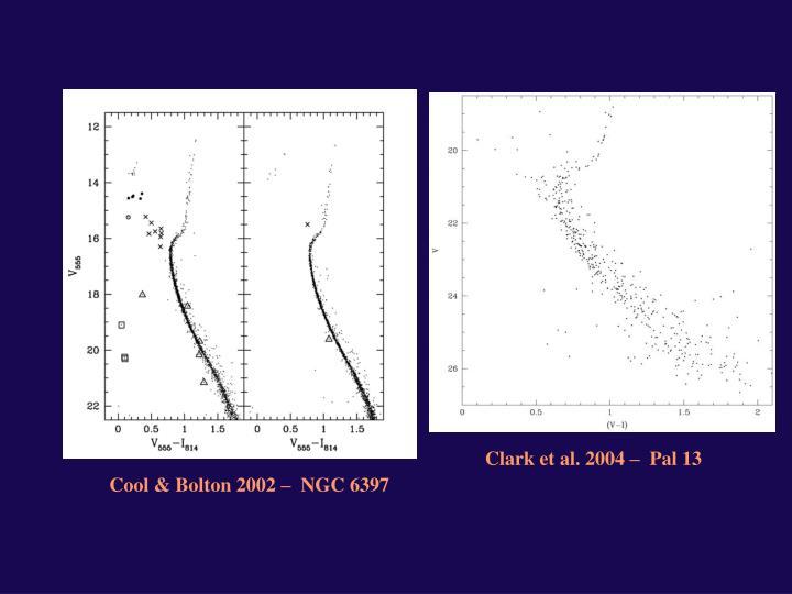 Clark et al. 2004 –  Pal 13