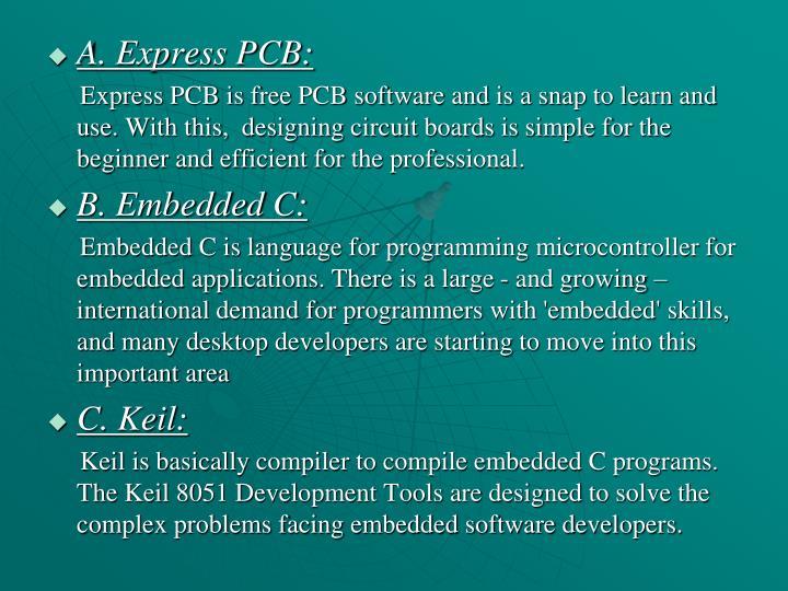 A. Express PCB: