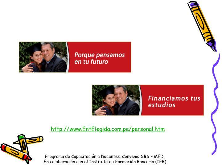 http://www.EntElegida.com.pe/personal.htm