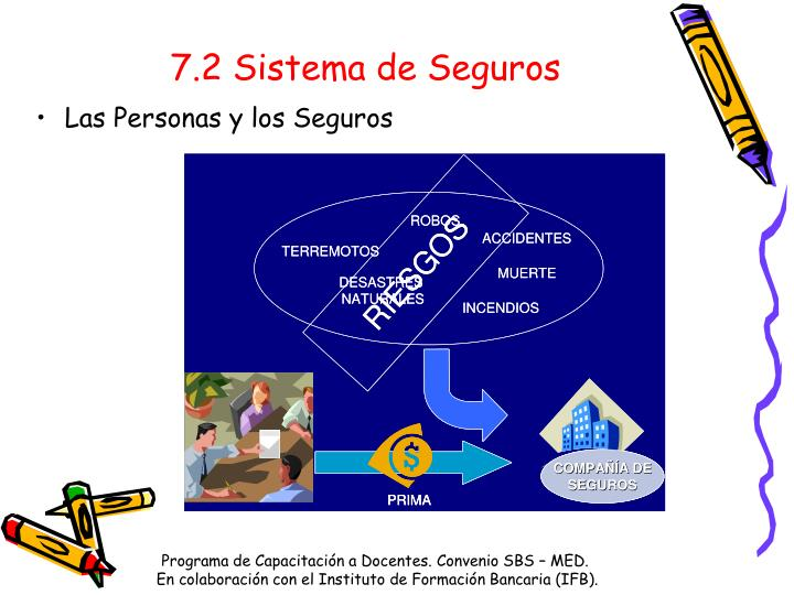 7.2 Sistema de Seguros